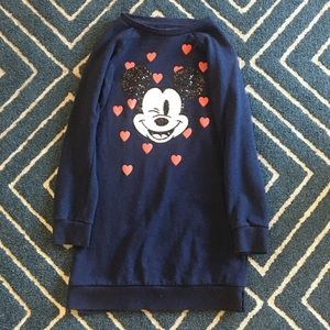 Gap Mickey Mouse Dress